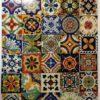 Handpainted Mexcan Tiles