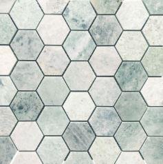 Marble Shape Mosaics