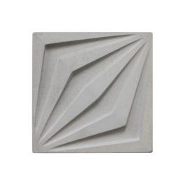 Concrete 3D-Wall Cladding Compass