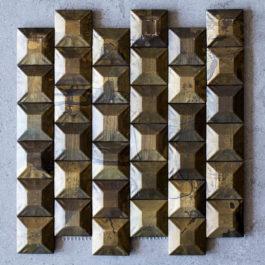 Rame Castello Brass Mosaic