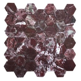 Natural Stone Mosaic Shapes